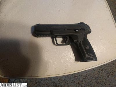 For Trade: Ruger security 9