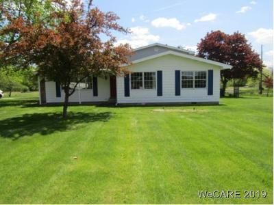 3 Bed 2 Bath Foreclosure Property in Lima, OH 45806 - W Breese Rd