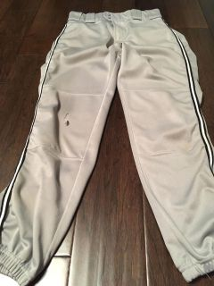Youth xl practice baseball pants