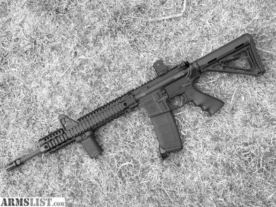 For Sale: Daniel Defense AR 15