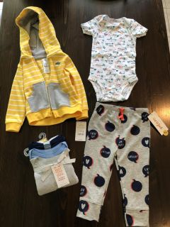 Baby clothing bundle 12 months
