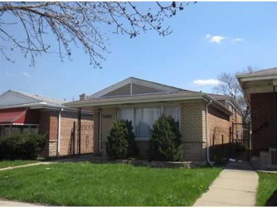 3 Bed 1.5 Bath Foreclosure Property in Chicago, IL 60619 - S State St