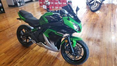 2016 Kawasaki EX650 (Green)