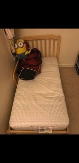 Almost new baby bed
