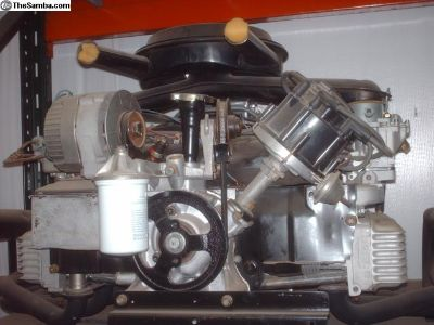 Corvair reverse rotation engine