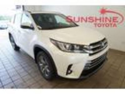 new 2019 Toyota Highlander for sale.