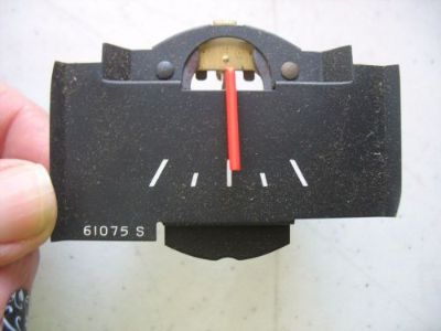 Purchase Mopar NOS Instrument Panel Ammeter Gauge 63 Dodge 330/440, Polara Ratrod 2290153 motorcycle in Statham, Georgia, United States, for US $65.00
