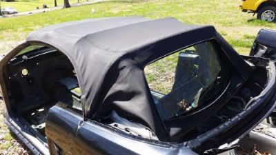Purchase 99-04 FORD MUSTANG CONVERTIBLE TOP FRAME W/ GLASS OEM motorcycle in Corbin, Kentucky, United States, for US $150.00