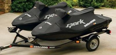 Purchase NEW SEA-DOO SPARK 3-UP COVER - 280000617 motorcycle in Willmar, Minnesota, United States, for US $199.99