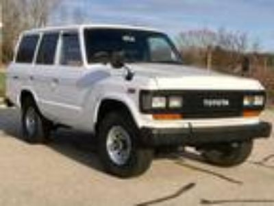 1989 Toyota Land Cruiser HJ60