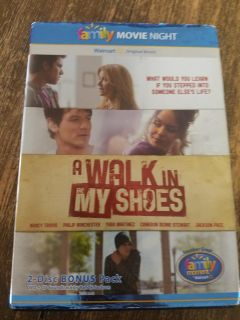 A Walk in My Shoes DVD