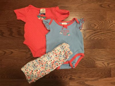 3 to 6 month outfit