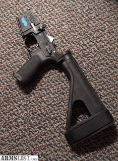For Sale/Trade: Bravo Company BCM4 Complete Lower
