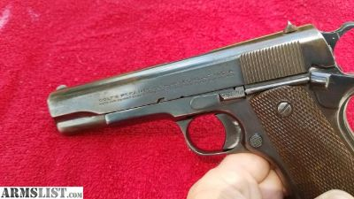 For Sale: Colt 1911 Government model C