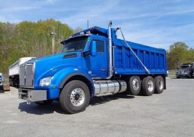 Competitive dump truck financing for established companies