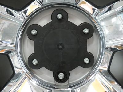 New Chevy Wheel Locks Chevy Wheels, Designed and Made by a Texas Law Enforcement Officer