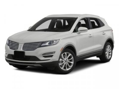 2015 Lincoln MKC Base (Silver Sand Metallic)