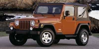 2004 Jeep Wrangler Sport (Red)