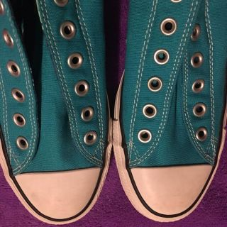BRAND NEW cute Converse, never worn once, paid $60 plus tax, Includes original triple laces or you can replace with single if you prefer