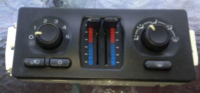 Buy 03 09 envoy trail blazer climate control heater defrost ac unit 328 motorcycle in Lehighton, Pennsylvania, US, for US $59.00