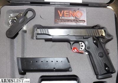 For Sale: Taurus PT1911 .45acp Duel Tone New