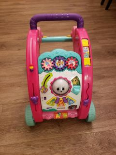 Sit to Stand Activity Walker