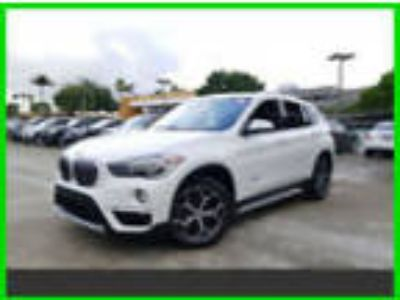 2016 BMW X1 xDrive28i 2016 xDrive28i Used Turbo 2L I4 16V Automatic All Wheel