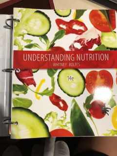 Nutrition college book