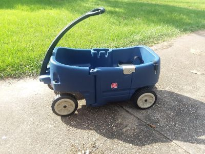 Step 2 wagon like new condition price is firm