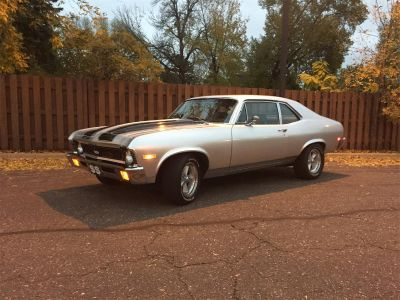 1972 Chevrolet Nova SS
