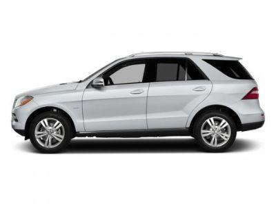 2015 Mercedes-Benz M-Class ML350 4MATIC (Diamond Silver Metallic)