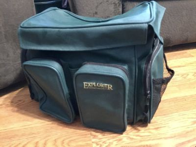 Explorer gym/travel bag