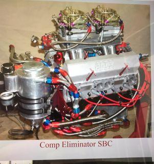360 comp Eliminator