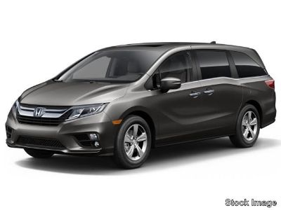 2019 Honda Odyssey EX-L (Diamond White Pearl)