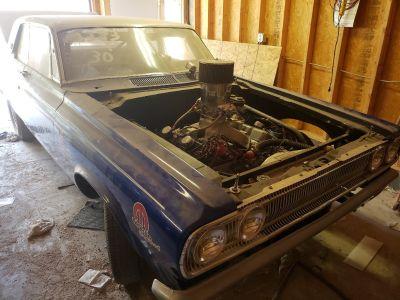 63 DODGE 440 RACE CAR