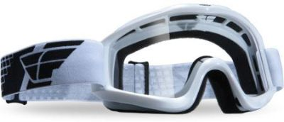 Find Fly Racing White Focus Adult Helmet Goggles Dirt Bike MX motorcycle in Ashton, Illinois, US, for US $17.95