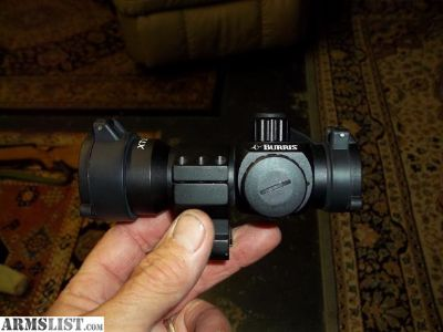 For Sale: BURRIS XTS-135 RED DOT