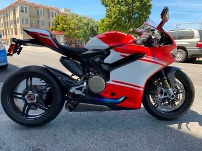 2017 Ducati SUPERBIKE 1299 SUPERLEGGERA