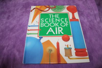 The Science Book of Air: The Harcourt Brace Science Series by Neil Ardley
