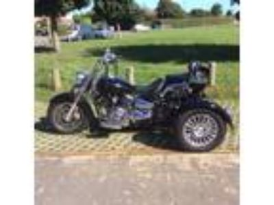 2002 Yamaha XV1100 Dragstar Custom Trike
