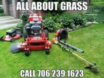 ALL ABOUT GRASS LAWN CARE SERVICE