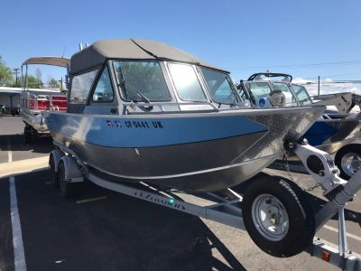 2012 Boulton Powerboats SEA SKIFF 20 Jon Boats Lakeport, CA