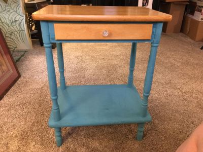 Adorable Accent Table