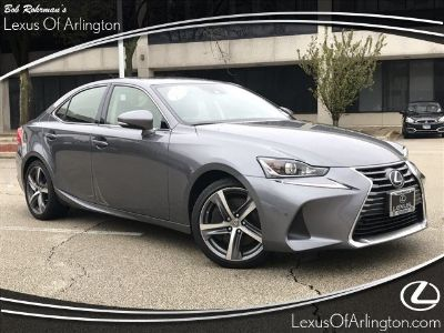 2017 Lexus IS 300 (Nebula Gray)
