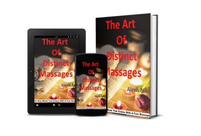 Free massage with donation to massage ebook