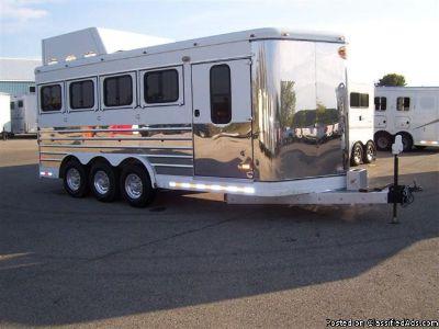 2009 Sundowner 725 Series 4 Horse trailer BP
