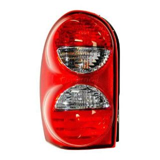 Sell 05-07 Jeep LIBERTY Rear Taillight Taillamp Brake Light L LH Left Driver Side motorcycle in Gardner, Kansas, US, for US $64.90
