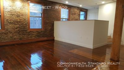 1BED/STUDIO IN SOUTH END, UPDATED KITCHEN, HARDWOOD FLOORS, ALL UTILITIES INCLUDED!! NO BROKER FEE - AVAILABLE NOW!!