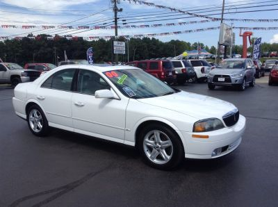 2000 Lincoln LS Base (White)