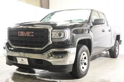 2016 GMC Sierra 1500 (Black)